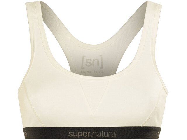 super.natural Semplice 260 Sports-BH Damer hvid